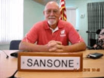Mike Sansone - Elected