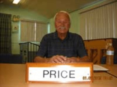 Pete Price - Elected